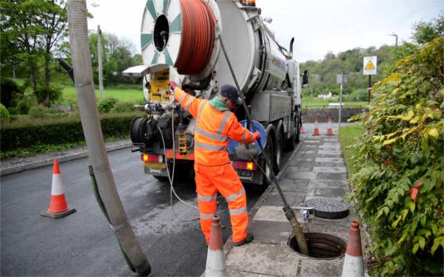 очистка канализационных сетей